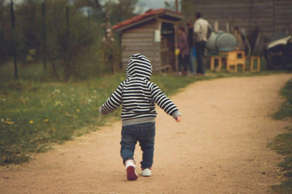 הליכה ראשונה