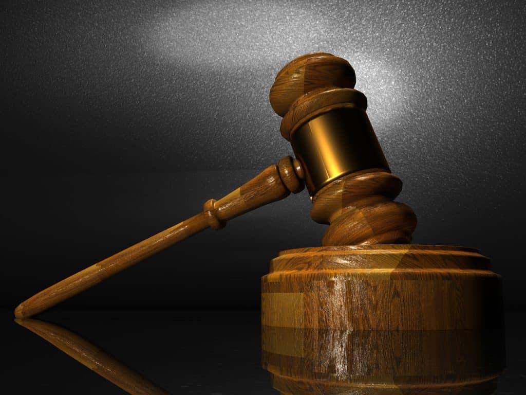 פסיקה של שופט
